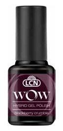 Smalto WOW Hybrid Gel Polish - blackberry crumble - 8 ml