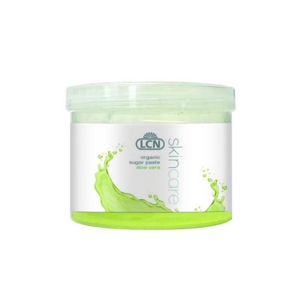 Organic Sugar Paste Aloe Vera 750 ml