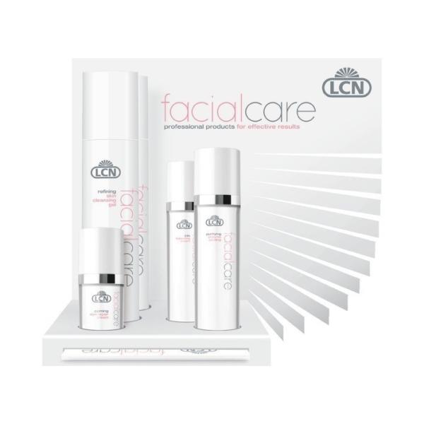 Espositore Facial Care - Assortimento da 6 unità + tester + opuscoli