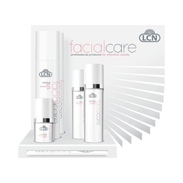 Espositore Facial Care - Assortimento da 3 unità + tester + opuscoli