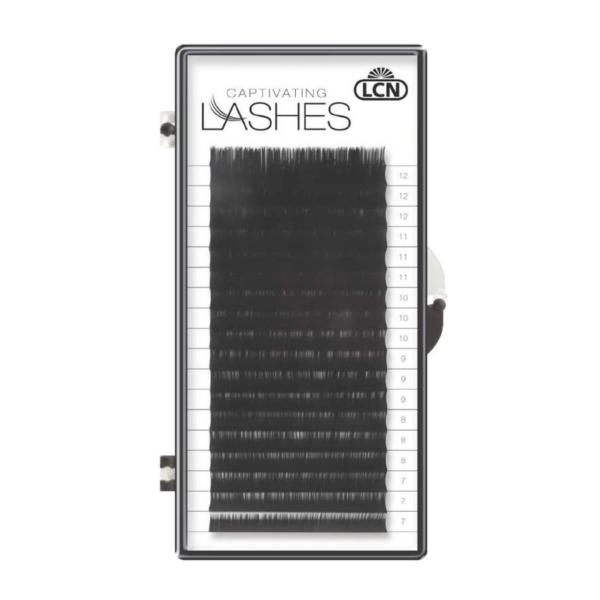 Lashes for Volume Technique - 0,07 mm, C-Curl