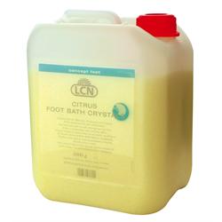Citrus Foot Bath Crystals 5kg