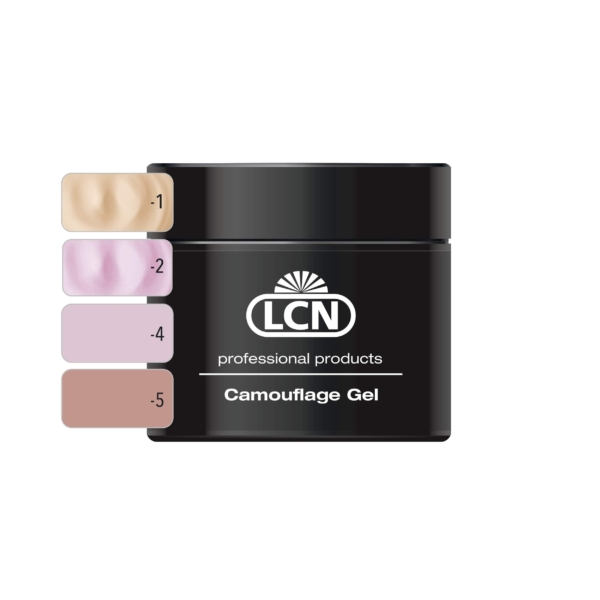 Camouflage - Gel UV - Natural Nude - 5 ml