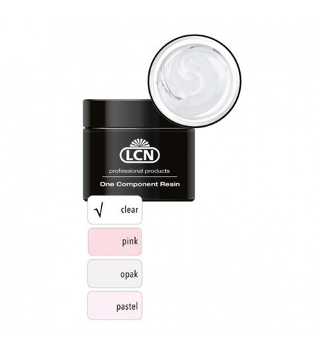 One Component Resin Clear - 20 ml