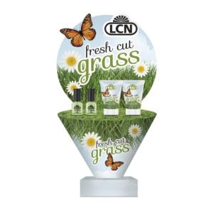 Espositore Fresh Cut Grass 12 x tipo + hand cream 300ml (tester GRATIS)