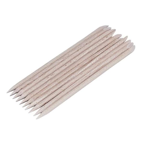 Bastoncini di legno di rosa lunghi - 10 pezzi