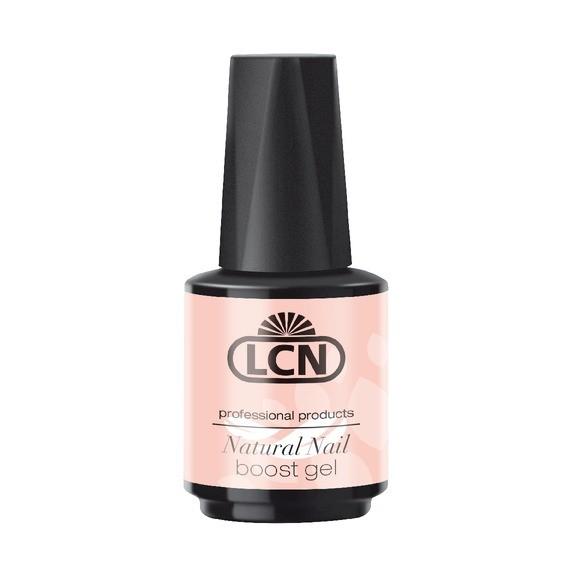 Natural Nail Boost Gel Clear 10ml