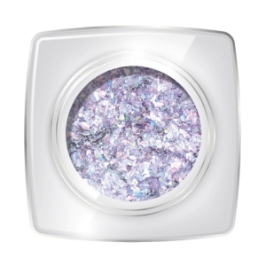 Chameleon Flakes Silver Pink