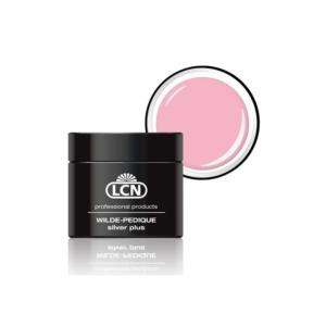 WILDE-PEDIQUE silver plus cool pink 10 ml