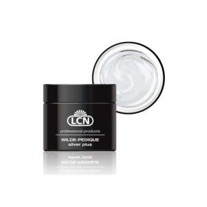 WILDE-PEDIQUE silver plus clear 10 ml