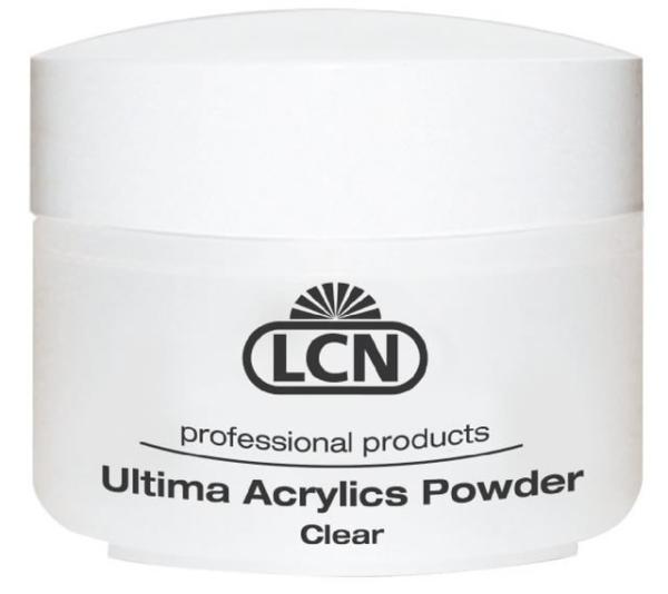 LCN ULTIMA ACRYLICS powder 60 g. clear