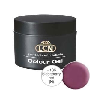 Colour Gel blackberry red 5 ml