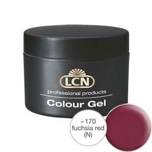 Colour Gel fuchsia red 5 ml