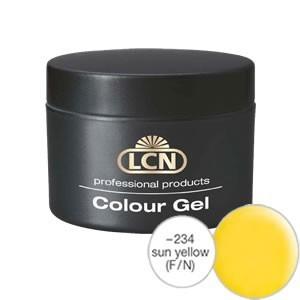 Colour Gel sun yellow 5 ml
