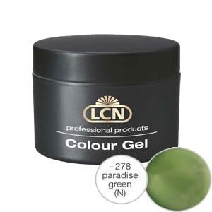 Colour Gel paradise green 5 ml