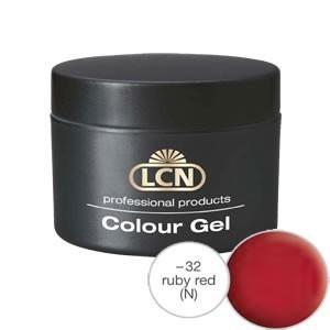 Colour Gel ruby red 5 ml