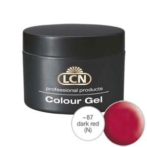 Colour Gel dark red 5 ml