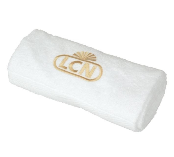 Asciugamano LCN, bianco