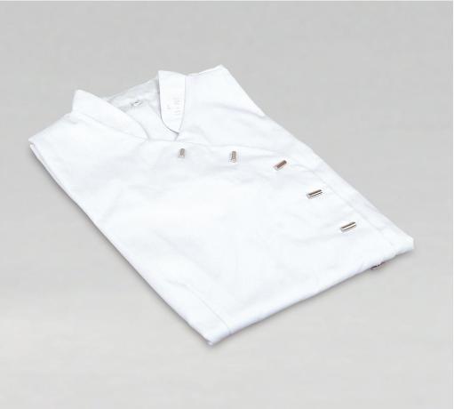 Casacca bianca - taglia L
