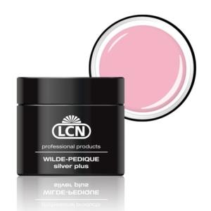 WILDE-PEDIQUE silver plus 5 ml - cool pink