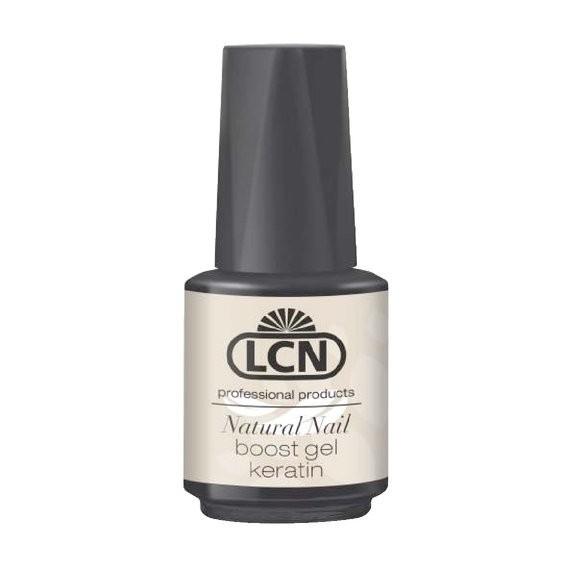 Natural Nail Boost Gel Keratin 10 ml