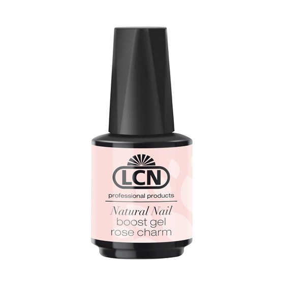 Natural Nail Boost Gel 10 ml - Rose charm