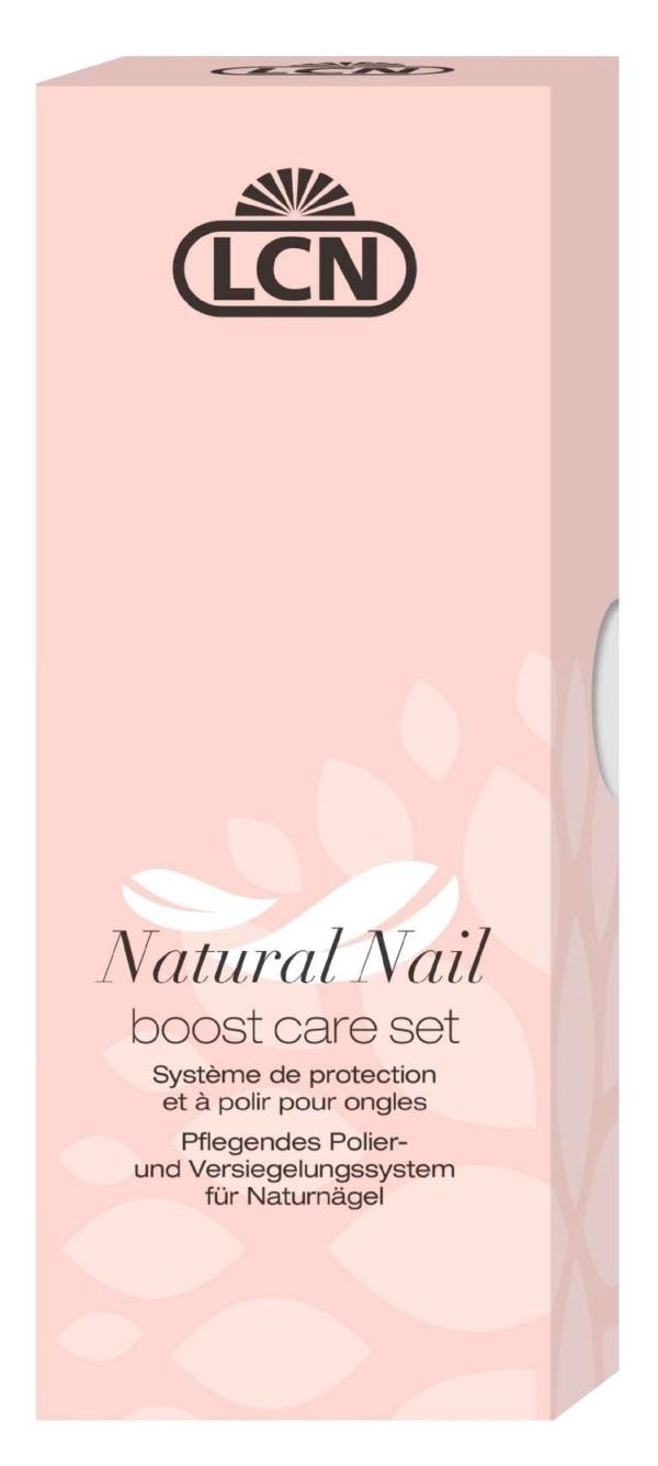 Natural Nail Boost Care Set, in scatola