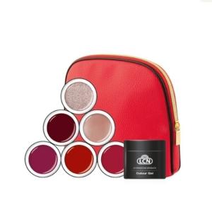 Set di tendenza Colour Gel Mon Chalet 6 colori (1 OMAGGIO)