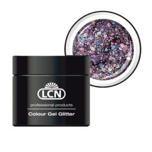 Colour Gel Glitter milky way 5 ml