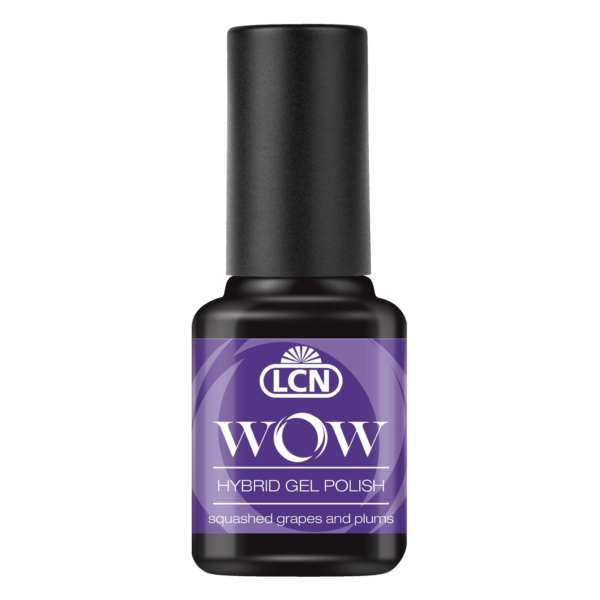 WOW Hybrid Gel Polish squashed grapes and plums 8 ml