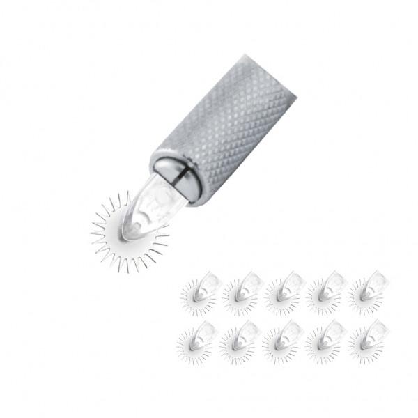 LCN Rolling Brows Microroller da 10 – 10 pz